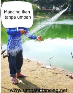 tehnik memancing ikan nila
