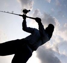 cara memancing yang benar ikan gabus