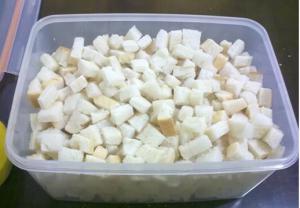 cara mancing dengan potongan roti