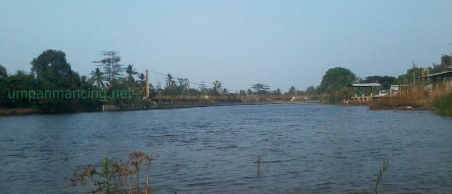 tempat mancing muara gembong